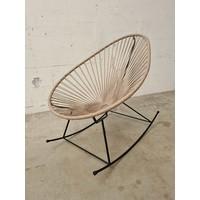 Acapulco hemp rocking chair