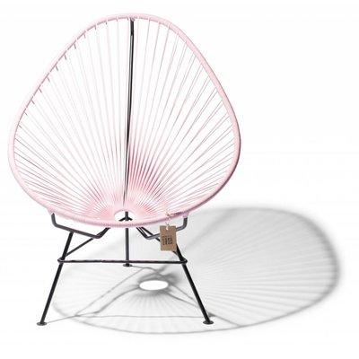 Acapulco Stuhl rosa pastell - Showroom-Modell