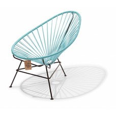 Baby Acapulco chair pastel blue