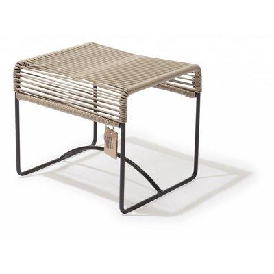 Xalapa bench or footrest beige