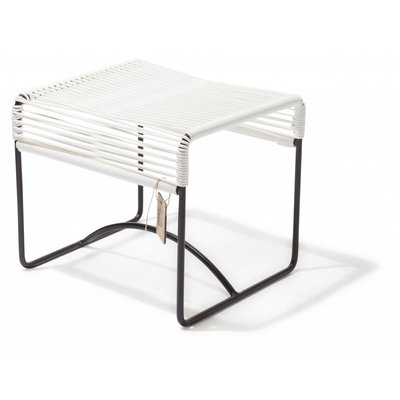 Xalapa bench or footrest white
