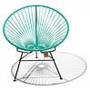Condesa stoel turquoise - showroommodel