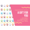 Gift voucher for one Acapulco chair, shipping included.