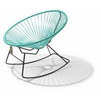 Condesa schommelstoel turquoise