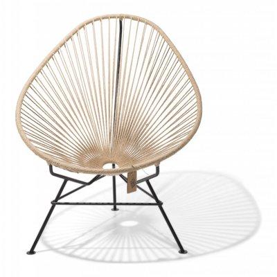 fauteuil acapulco en chanvre 100% naturel - *le fauteuil acapulco