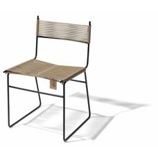 Chaise luge de salle à manger Polanco beige