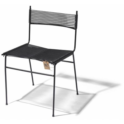 Polanco dining chair black