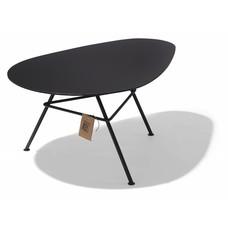 Table en verre Zahora - noir