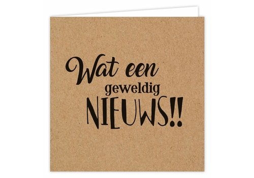 SUUS Wenskaart 6 st.
