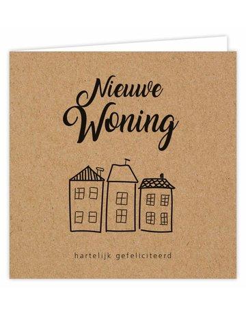 SUUS Wenskaart 6 st..