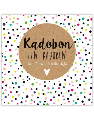 CAT Kadobon 12 st.
