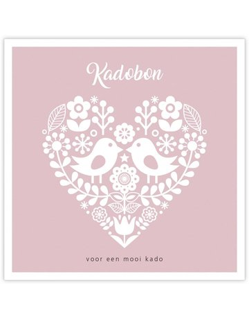 SUUS Kadobon 12 st.