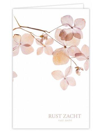 Roze bloemetjes Groot Formaat 12 St.