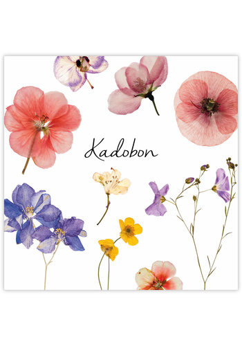 LE JARDIN Kadobon 12 st.