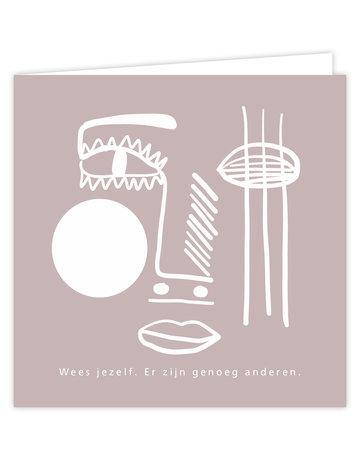 SODA Wenskaart 6 st.