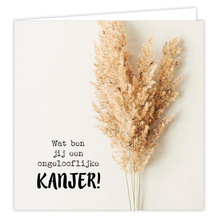 Wenskaart Kanjer 6 st.-1