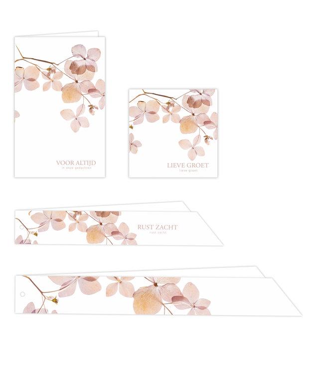 roze bloementjes