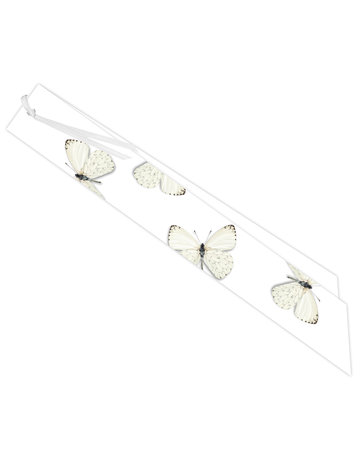 Vlinder Big Ribbon 6 St.