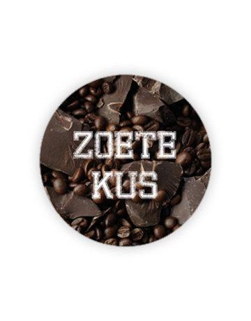 Coffee Etiket ø35mm à 500 St.