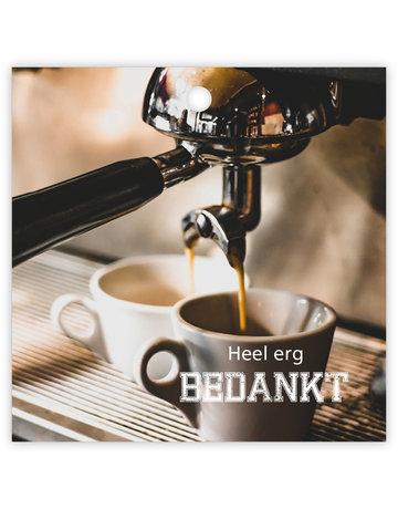 Coffee Kadokaartje à 12 St