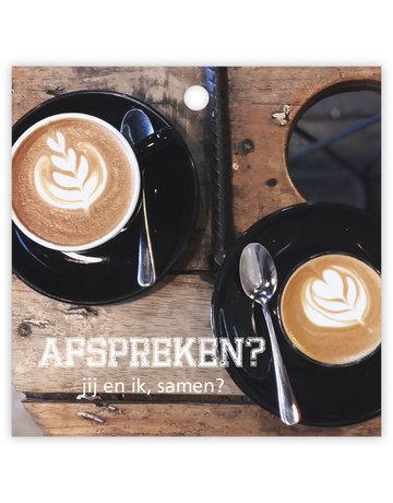 Coffee Kadokaartje à 12 St.