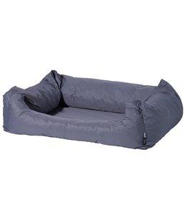 Woef Woef Hondenkussen outdoor (Grey)
