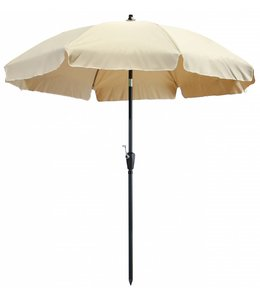 Madison Parasol Lanzarote ∅ 250cm (Ecru)