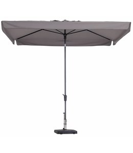 Madison Parasol Delos Luxe 300x200cm (Taupe)