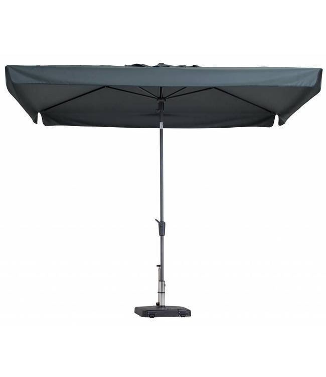 Madison Parasol Delos Luxe 300x200cm (Grey)