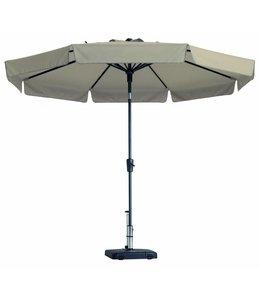 Madison Parasol Flores Luxe ∅300cm (Ecru)