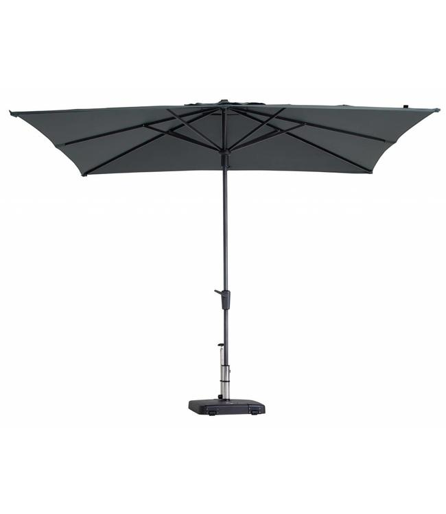 Madison Parasol Syros luxe 280x280cm (Grey)