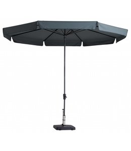 Madison Parasol Syros Round ∅350cm (Grey)