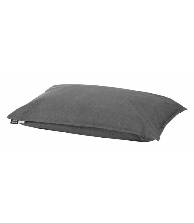 Woef Woef Hondenkussen Comfort (Outdoor Oxford Grey)