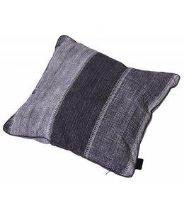 Madison Sierkussen Denim Stripe Grey 50x50cm