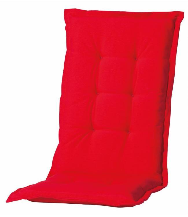 Madison Tuinstoelkussen hoog 50x123cm (Panama Red)