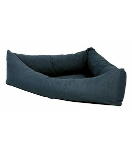 Woef Woef Hondenkussen Corner Sofa check (Grey)