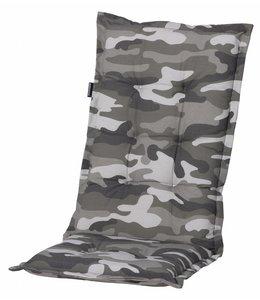 Madison Tuinstoelkussen hoog 50x123cm (Camouflage)