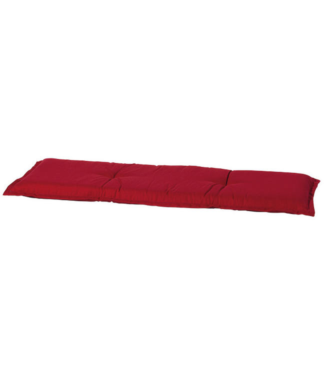 Madison Bankkussen Rib Red