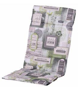 Madison Textileenkussen Fiber de luxe (Premium Lime)