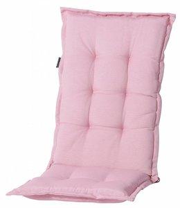 Madison Tuinstoelkussen hoog 50x123cm (Panama Soft Pink)