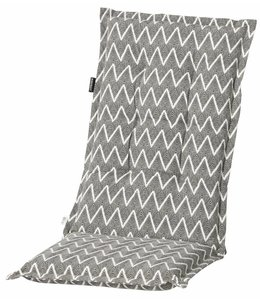 Madison Tuinstoelkussen hoog 50x123cm (Outdoor Magic Grey)