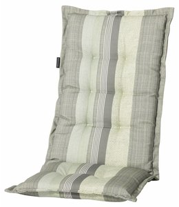 Madison Tuinstoelkussen hoog 50x123cm (Bonna Green)