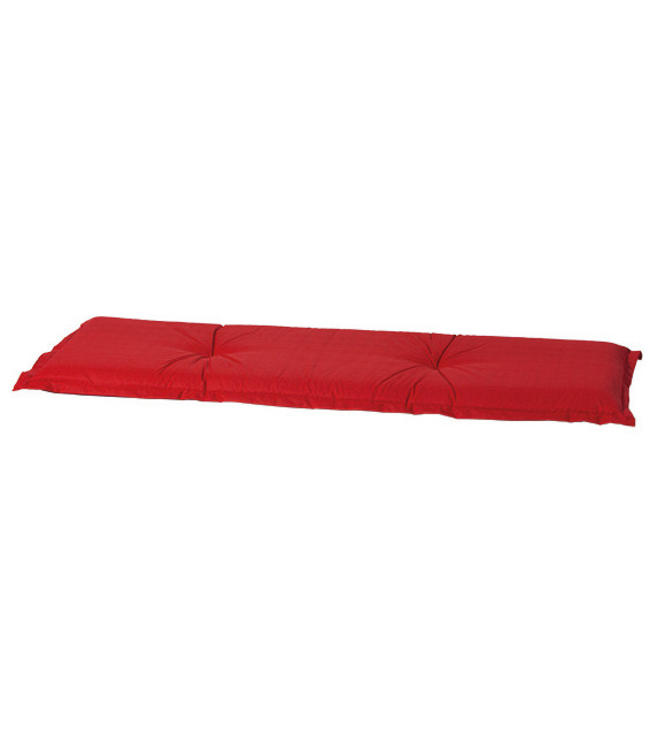 Madison Bankkussen Basic Red