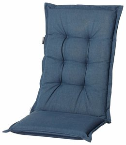Madison Tuinstoelkussen hoog 50x123cm (Oxford Blue) Outdoor