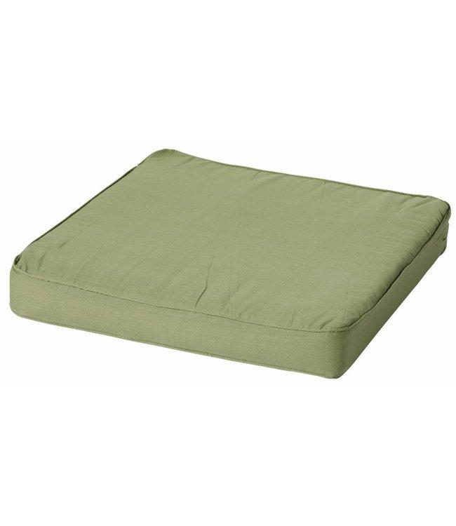 Madison Loungekussen Luxe 73x73cm (Basic Green)