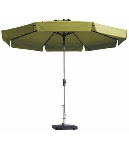 Madison Parasol Flores ∅ 300cm (Sage Green)