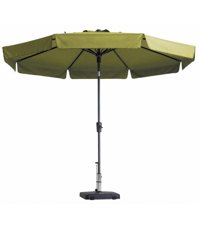 Madison Parasol Flores Luxe ∅300cm (Sage Green)