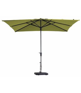 Madison Parasol Syros luxe 280x280cm (Sage Green)