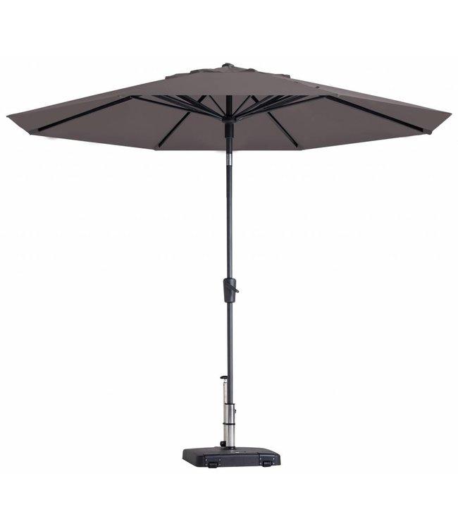 Madison Parasol Paros Round luxe ∅300cm (Taupe)