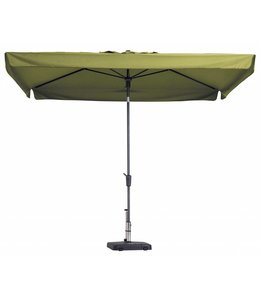 Madison Parasol Delos Luxe 300x200cm (Sage Green)
